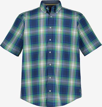JP1880 Overhemd in de kleur Nachtblauw, Productweergave