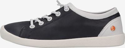 Softinos Sneakers laag in de kleur Blauw / Wit, Productweergave
