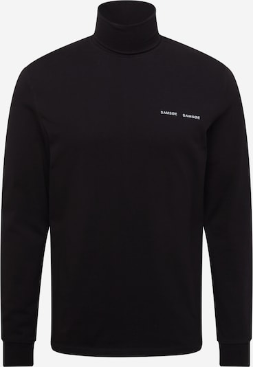 Samsoe Samsoe Тениска в черно, Преглед на продукта