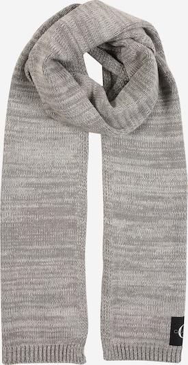 Calvin Klein Jeans Sjaal 'MONO' in de kleur Grijs, Productweergave