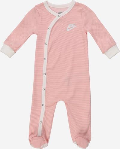 Kombinezonas 'STRIPED FOOTED COVERALL' iš Nike Sportswear , spalva - rožinė, Prekių apžvalga