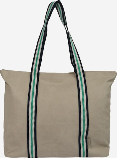 TOM TAILOR Shopper 'Mia' in de kleur Beige, Productweergave
