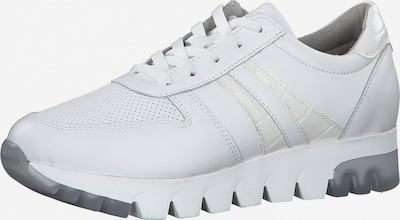 TAMARIS Låg sneaker i vit, Produktvy
