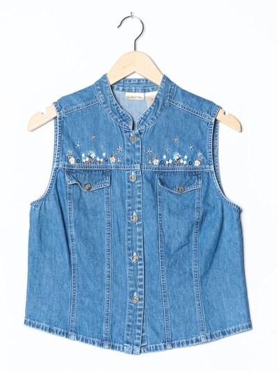 Bobbie Brooks Jeansweste in XS in blue denim, Produktansicht