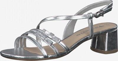 Sandalo con cinturino TAMARIS di colore argento, Visualizzazione prodotti