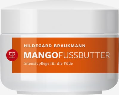 Hildegard Braukmann Foot Care 'Limitierte Edition Mango' in Cream, Item view