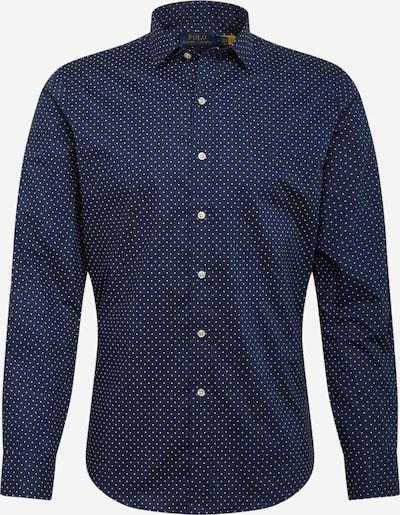 POLO RALPH LAUREN Společenská košile - námořnická modř / bílá, Produkt