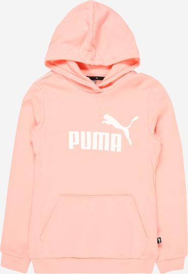PUMA Sweatshirt in de kleur Abrikoos / Wit, Productweergave