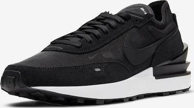 Sneaker low 'Waffle One' Nike Sportswear pe negru, Vizualizare produs