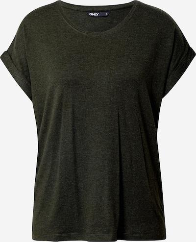 ONLY T-shirt i mörkgrön, Produktvy