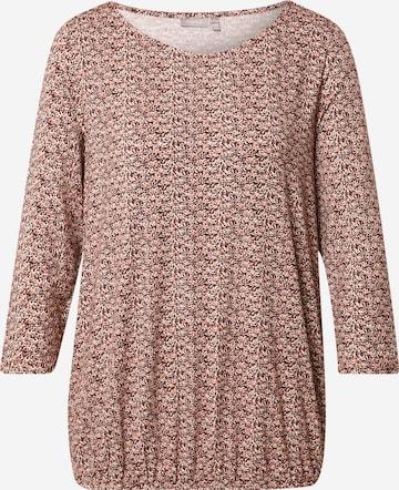Fransa Shirt in Bruin