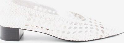 ZARA Sabots in 41 in weiß, Produktansicht