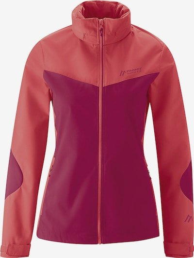 Maier Sports Outdoorjacke 'Skanden' in lila / pink, Produktansicht