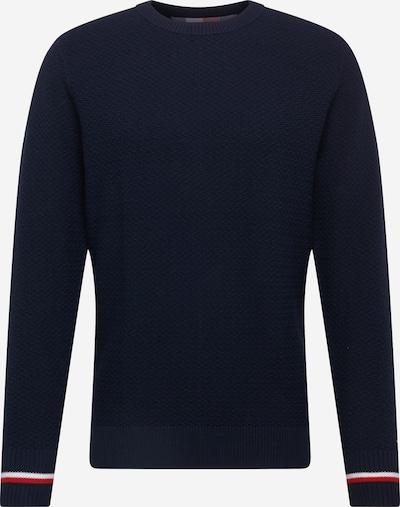 TOMMY HILFIGER Sweater in navy, Produktansicht