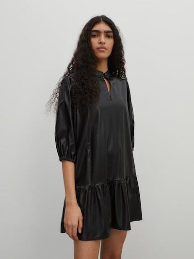 EDITED Kleid 'Giana' in schwarz, Modelansicht