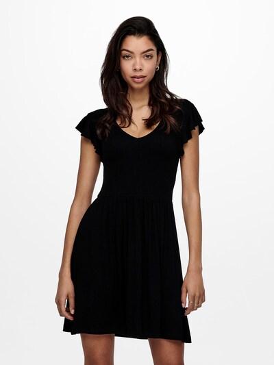 ONLY Kleid 'ONLBELIA' in schwarz, Modelansicht