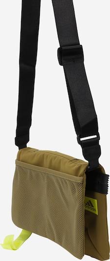 ADIDAS PERFORMANCE Спортна чанта 'Sacoche' в маслина, Преглед на продукта