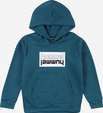Hummel Sports sweatshirt 'Duo' in Blue