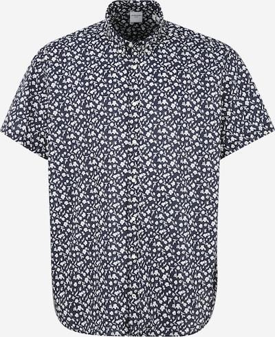 Jack & Jones Plus Košeľa - námornícka modrá / biela, Produkt