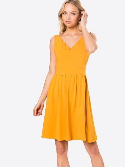 sárga ABOUT YOU Nyári ruhák 'Frauke', Modell nézet