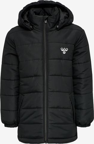 Veste d'hiver 'ECHO' Hummel en noir