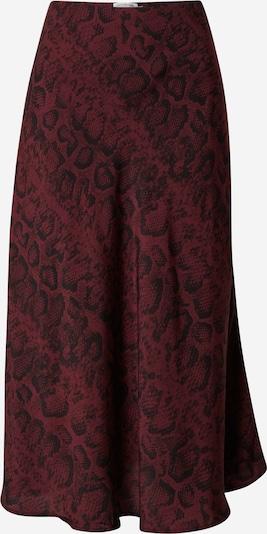 rosemunde Skirt in Merlot / Black, Item view
