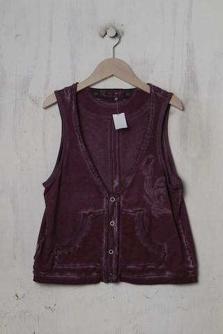 NILE Vest in M in Purple