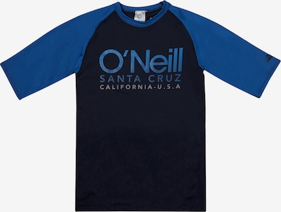 O'NEILL Badeshirt 'Cali' in marine / dunkelblau / grau, Produktansicht