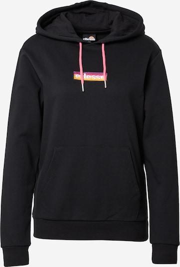 ELLESSE Sweatshirt 'Janjan' in schwarz, Produktansicht