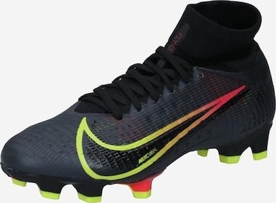 NIKE Buty piłkarskie w kolorze neonowo-żółty / czerwony / czarnym, Podgląd produktu