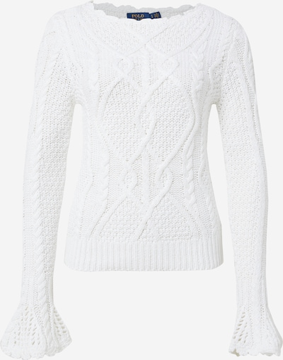 POLO RALPH LAUREN Sweater in nature white, Item view