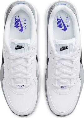Nike Sportswear Sneaker in grau / schwarz / weiß