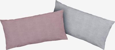 BRUNO BANANI Kissenhüllen in grau / rosa, Produktansicht