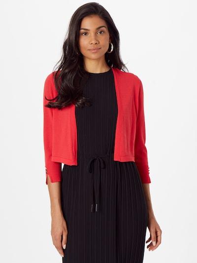 Bolero iš TAIFUN, spalva – raudona, Modelio vaizdas