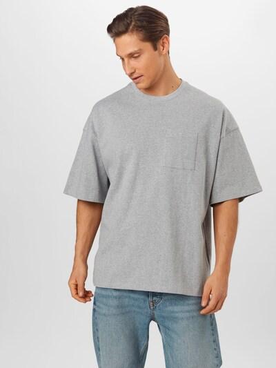 Marškinėliai iš Worst Behavior , spalva - margai pilka: Vaizdas iš priekio