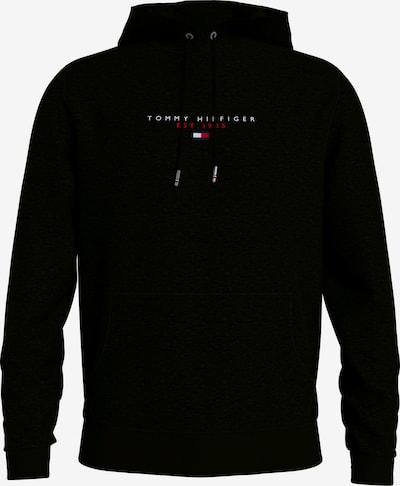 TOMMY HILFIGER Mikina - červená / čierna / biela, Produkt