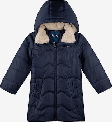 SANETTA Coat in Blue