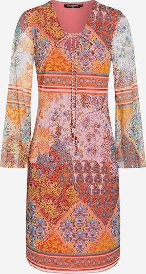Ana Alcazar Robe ' Dilora ' en mélange de couleurs / orange, Vue avec produit