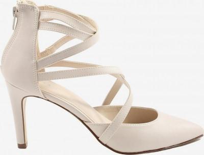 Graceland High Heel Sandaletten in 36 in wollweiß, Produktansicht