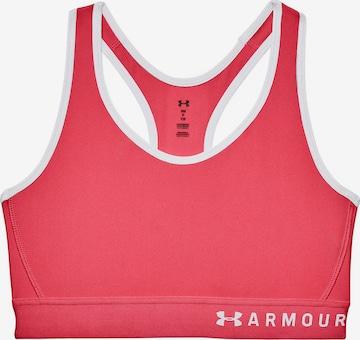 UNDER ARMOUR Sports Bra in Pink