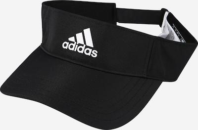 adidas Golf Osłona przeciwsłoneczna w kolorze czarny / białym, Podgląd produktu