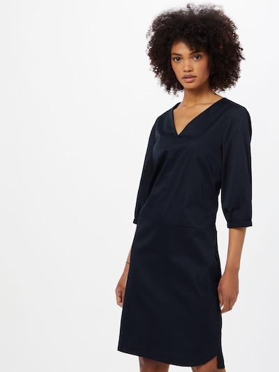 OPUS Kleid 'Wroka' in dunkelblau, Modelansicht