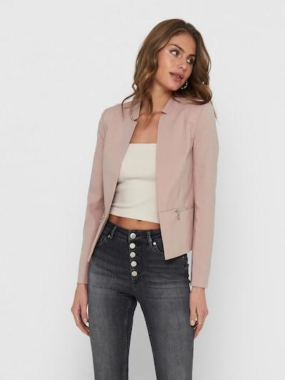 ONLY Blazer 'Maddy' in rosé, Modelansicht