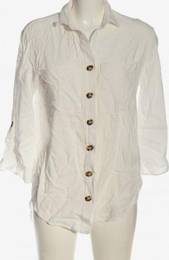 PARFOIS Hemd-Bluse in M in wollweiß, Produktansicht