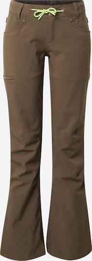 DC Shoes Sporthose 'VIVA' in khaki, Produktansicht