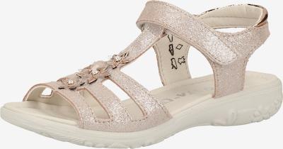 RICOSTA Sandalen in beige, Produktansicht