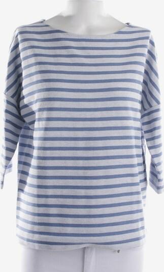 TOMMY HILFIGER Sweatshirt in S in blau / weiß, Produktansicht