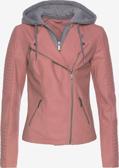 TAMARIS Jacke in grau / rosa, Produktansicht