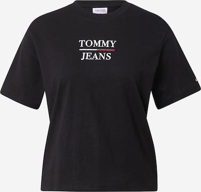Tricou Tommy Jeans pe albastru închis / roșu / negru / alb, Vizualizare produs