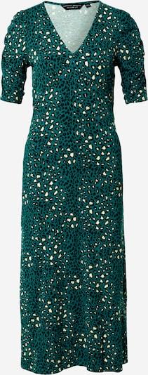 Dorothy Perkins Robe d'été en vert / noir, Vue avec produit